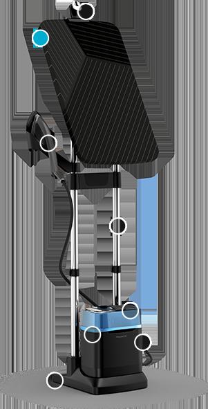 Built-in SmartBoard: