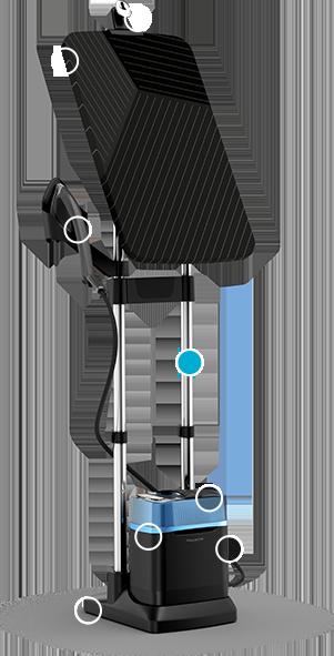Compact & Adjustable: