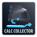 Silence steam calc collector