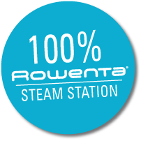 100% ROWENTA Steam station